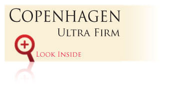 Look inside the Gold Bond Premier Series Copenhagen Ultra Firm